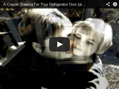 A Crayon Drawing For Your Refrigerator Door - Ross Berkal - Screenshot