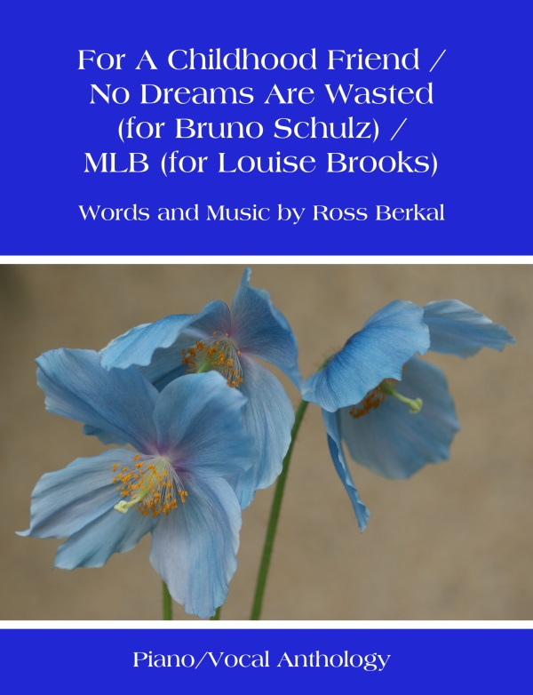 For A Childhood Friend / No Dreams Are Wasted / MLB - Ross Berkal