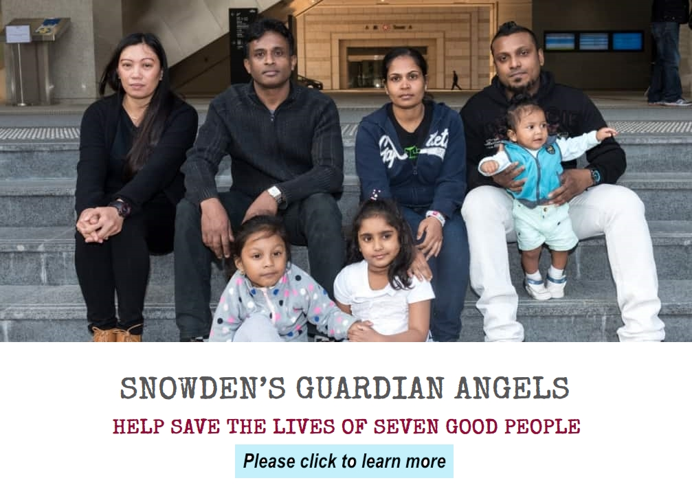 Snowden's Guardian Angels